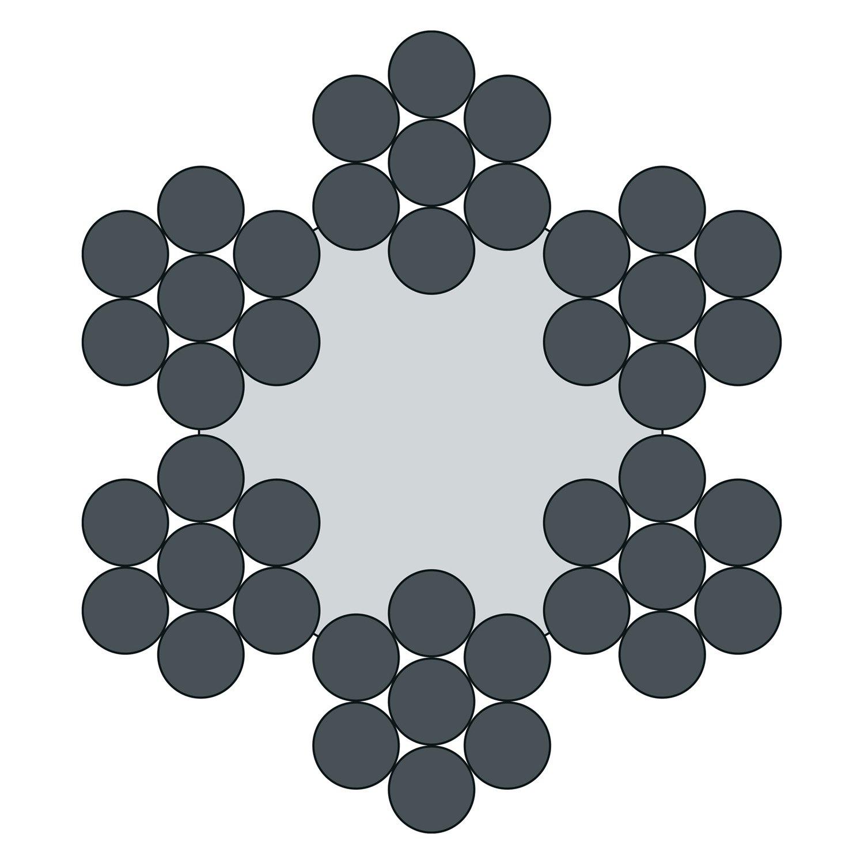 Standardseil 6x7